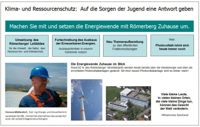 Energiewende umsetzen