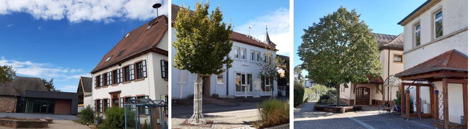 Römerberger Ortsteile