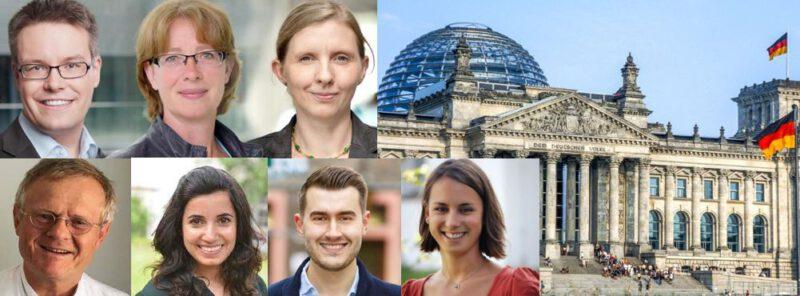 RLP-KandidatenInnen für den Bundestag